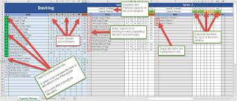 resource capacity planning tools excel template and resource