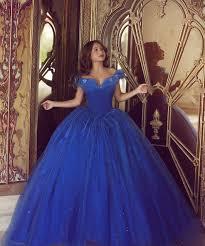 robe de mari e bleue 2017 nouveau adulte cendrillon robes de mariée bleu royal robe de