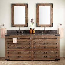 bathroom vanity decorating ideas bathroom reclaimed wood bathroom vanity decor corner kitchen