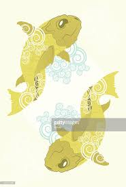 fish ornaments vector getty images