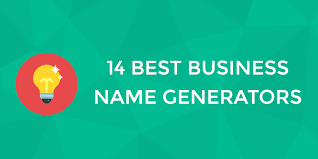 14 generators to name your business today