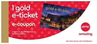 amc theaters gift card free amc theatres amc gold e ticket gift cards listia