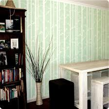 buy removable wallpaper online ink and spindle u0027s birch design