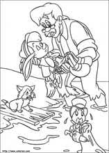 pinocchio coloring pages coloring book