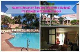 atlantis resort on paradise island bahamas on a budget