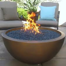 Fire Glass Fire Pit by Flame Creation Com Fire Pits Fire Glass Fire Bowls And Fire