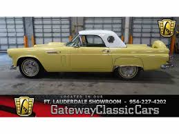 1956 ford thunderbird for sale on classiccars com 67 available