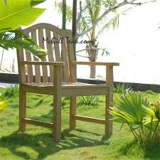 Teak Patio Outdoor Furniture by Patio Outdoor Arm Chair Ammos