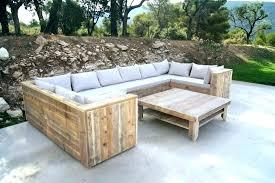 coussin pour canapé de jardin matelas exterieur impermeable coussin de bain de soleil blanc ivoire