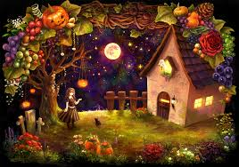3d halloween wallpapers u2013 festival collections