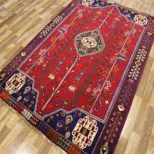 Tribal Persian Rugs by Old South West Persian Shiraz Rug With Tribal Design 220 X 150 Cm