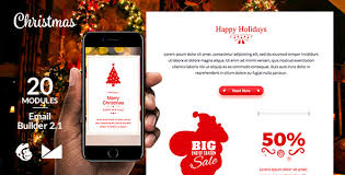 merry x email template emailbuilder 2 1 by web4pro