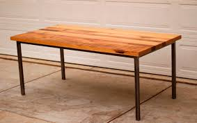 wood table with metal legs metal table legs youtube