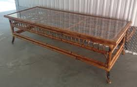 Bamboo Table Top by Bamboo Coffee Table Glass Top Coffee Table Design Ideas