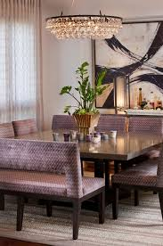 Square Dining Room Table Home Design Ideas And Pictures - Banquette dining room furniture