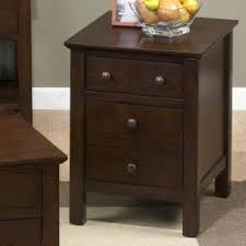 Cherry Accent Table Cherry End Table With Drawer Foter