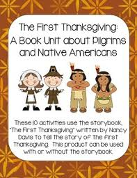 the thanksgiving a book unit about pilgrims and