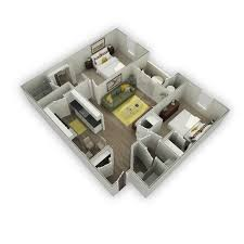 Cruise Ship Floor Plans by 2 Bed 2 Bath Apartment In Las Vegas Nv Xander 3900