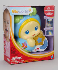 baby crib lights toys playskool gloworld projector crib light zulily