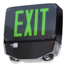exit emergency light combo exit signs combo exit lighting mule lighting emergency lighting