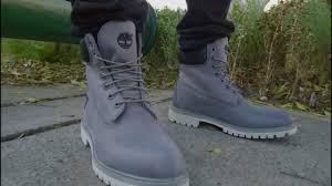 timberland boots grey camo youtube