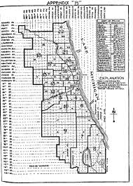 Chicago Ward Map 1910 by Chicago Precinct Map Chicago Map