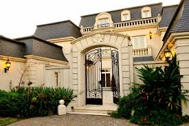 French Chateau Style Homes by Classic Parisian Style Mansion In Argentina Idesignarch