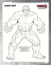 avengers age of ultron coloring pages for kids and toddler fun