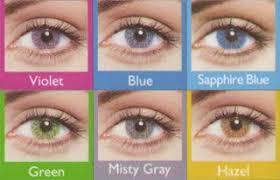 today u0027s random colored contact lenses