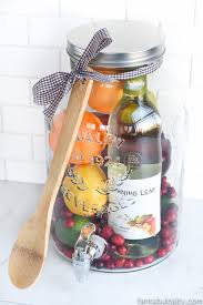 ideas for gift baskets 10 diy christmas gift basket ideas how to make your own