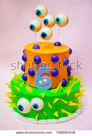 birthday cake two layer stock images royalty free images