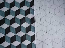 Wall Pattern by Diy Cube Pattern Youtube