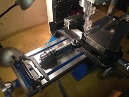 cnc project ama25lv g0704 mill