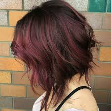 how to cut a aline bob on wavy hair image result for wavy asymmetrical bob hair pinterest wavy