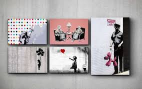 art to decorate your home bringing street art into your new home new home source blog