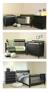 Crib Converts To Bed Get More Use Out Of A Convertible Crib Unclutterer