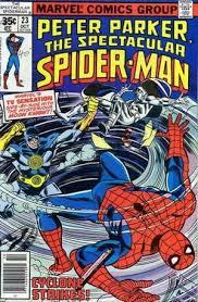 peter parker spectacular spider man vol 1 23 marvel