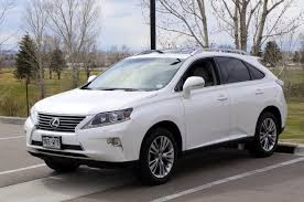 lexus suvs 2017 2013 lexus rx 350 specs and photos strongauto
