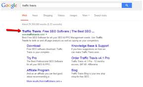 optimizing your content with on page seo traffic travis