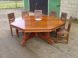 Dining Room Tables That Seat 8 14 Round Dining Room Table Seats 8 Electrohome Info