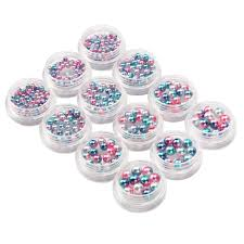 aliexpress com buy 12 pots nail art rainbow neon laser color