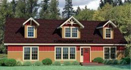 Cape Cod Modular Home Floor Plans Modular Homes Custom Ashley Cape Cod