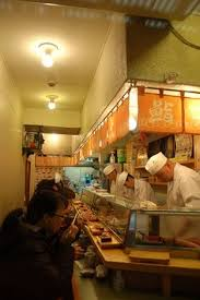 japanese cuisine bar fan of the food trend sushi then to the sushi dai a