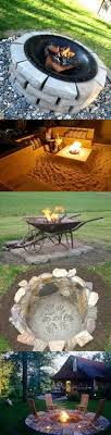 Backyard Firepit Ideas 47 Diy Pit Design Ideas Diy Cozy Home
