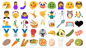 new emoji for android android s emoji problem