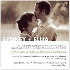 photo wedding invitations 10 amazing photo wedding invitations wedding guide