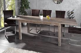 table cuisine bois brut table cuisine bois massif table ronde cuisine maisonjoffrois