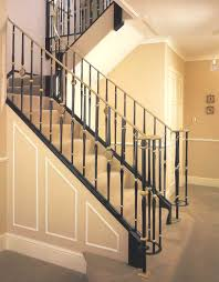 Painting Banisters Ideas Indoor Railing Ideas Wood Porch Railing Loccie Better Homes