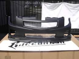 2004 cadillac cts kits raceonusa hiflex type 182 kit front bumper cadillac cts 03 06