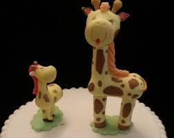 jungle caketoppers jungle baby shower safari baby shower